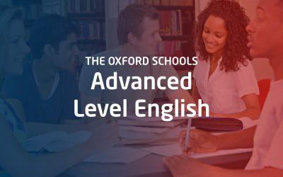 Advanced Level English