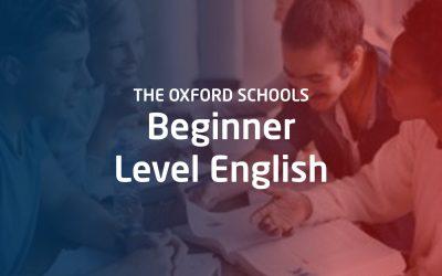 Beginner Level English