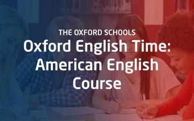 Oxford English Time: American English Course