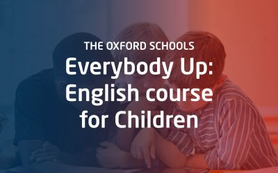 Everybody Up : English course for Children