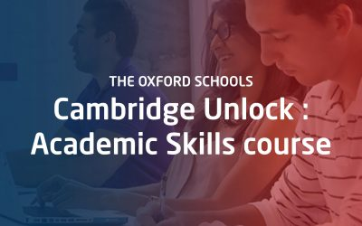 Cambridge Unlock : Academic Skills course