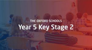Year 5 Key Stage 2